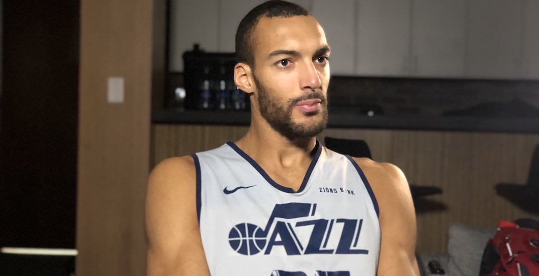 Rudy Gobert has recovered since being NBA's first player with coronavirus: report