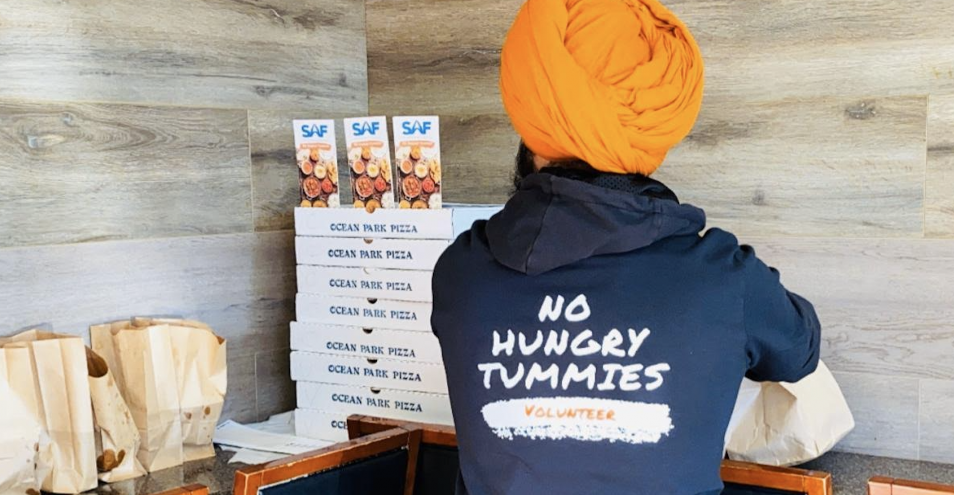 Surrey Sikh group helps hundreds by delivering free meals during pandemic