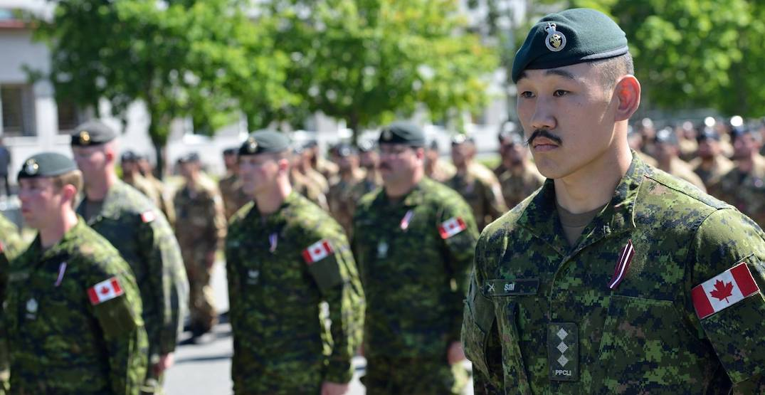 Canadian military preparing for possible pandemic deployment