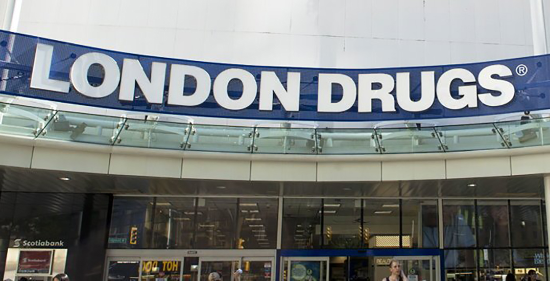 London Drugs employee in downtown Vancouver tests positive for coronavirus