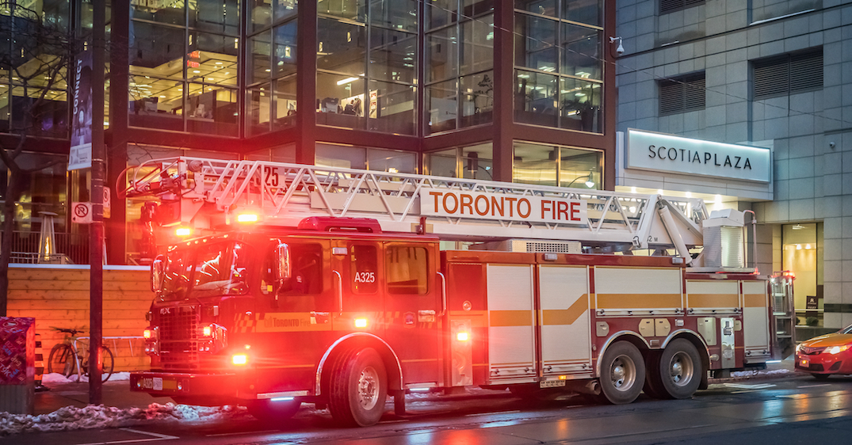6 Toronto firefighters test positive for coronavirus
