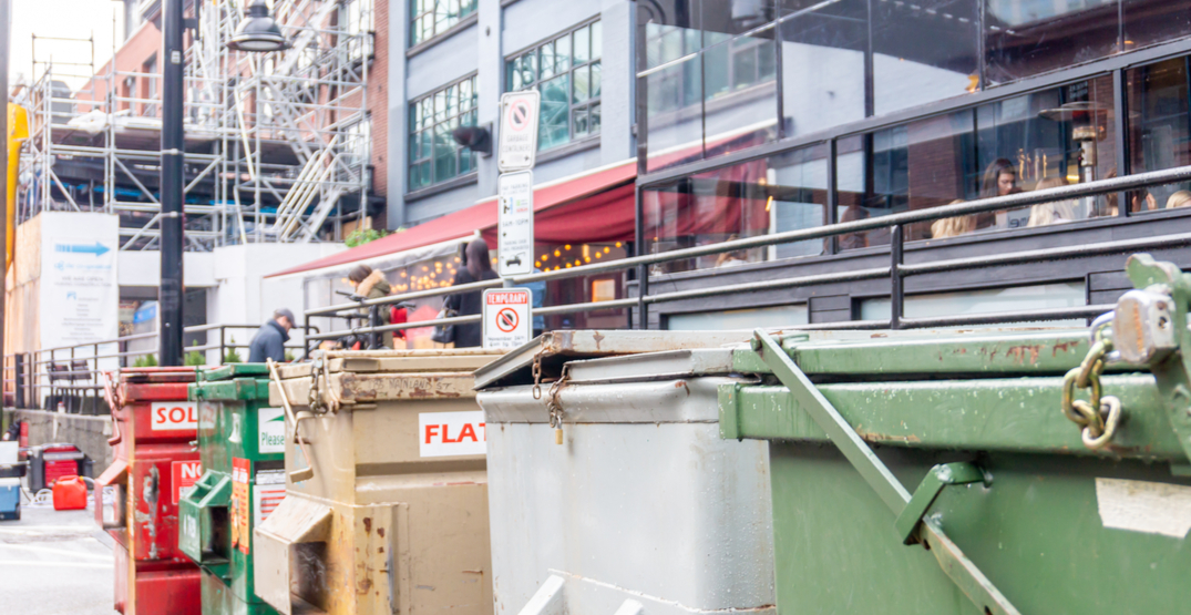 City of Vancouver introduces new guidelines for garbage and green bin collection