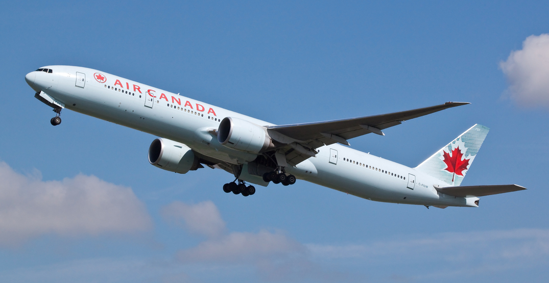Air Canada to keep employees on payroll by applying for federal wage subsidy program