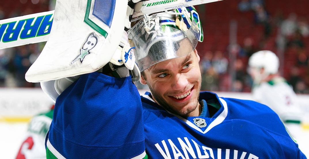 Eddie Lack reflects on time with Canucks after announcing retirement