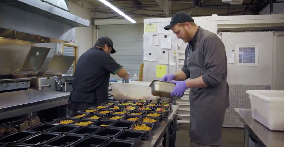Amazon to serve up more than 73,000 meals to those in the Seattle area