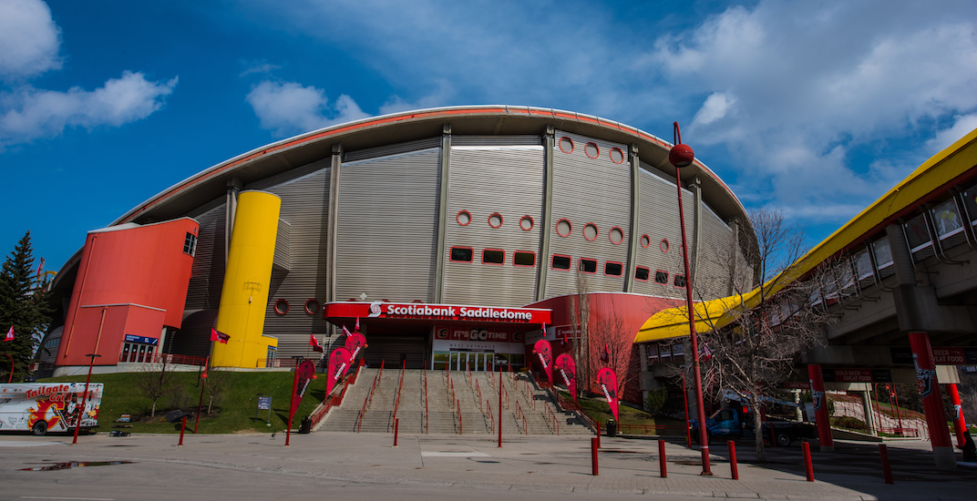 Calgary Hitmen moving out of the Saddledome for upcoming season