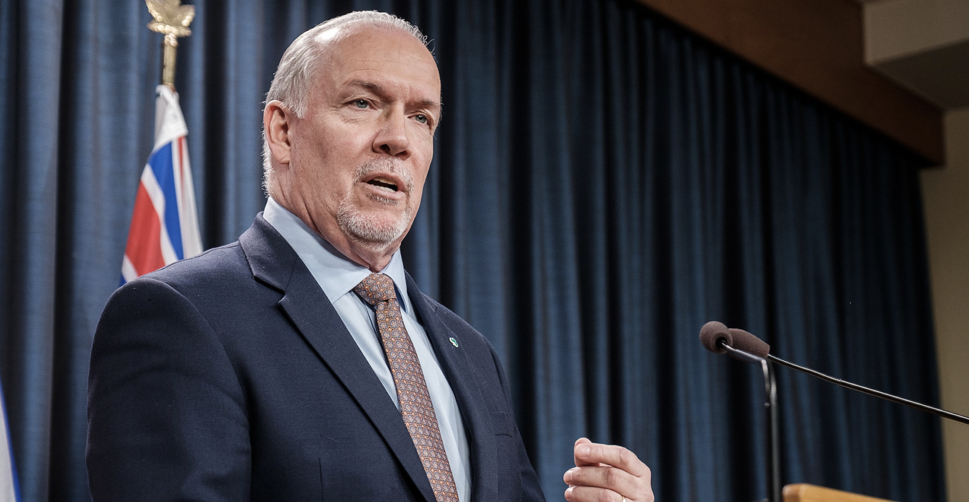 "Horgan outraged by alleged racist ""games"" directed at Indigenous people in ER"