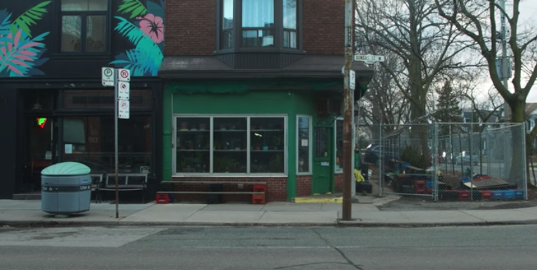 Eerie short film shows how empty Toronto looks right now (VIDEO)