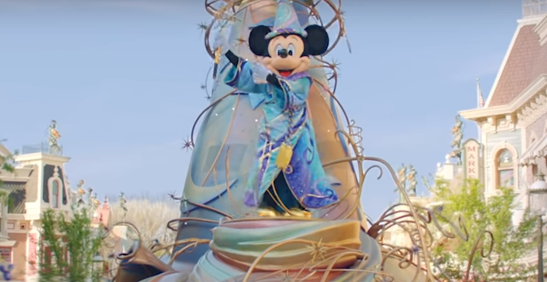 Experience the magic of this virtual Disney Parade (VIDEO)