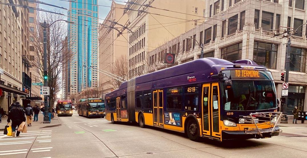 King County Metro is creating a video thank-you note for its frontline staff