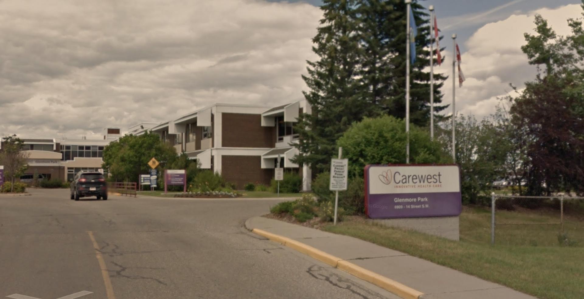 New coronavirus outbreak detected in YYC's Carewest Glenmore Park