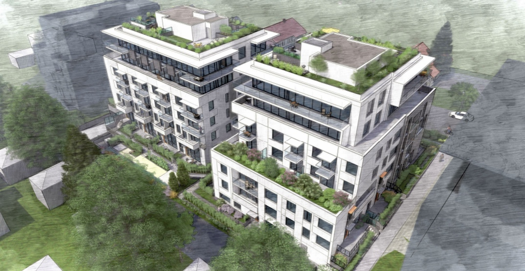68 homes proposed for Cambie Street in South Vancouver