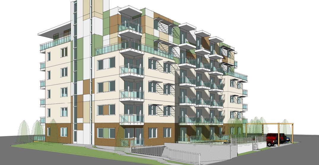 57 homes proposed for Grandview-Woodland in East Vancouver