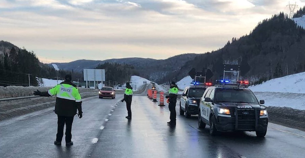 Police won't limit travel between Quebec regions amid new COVID-19 rules