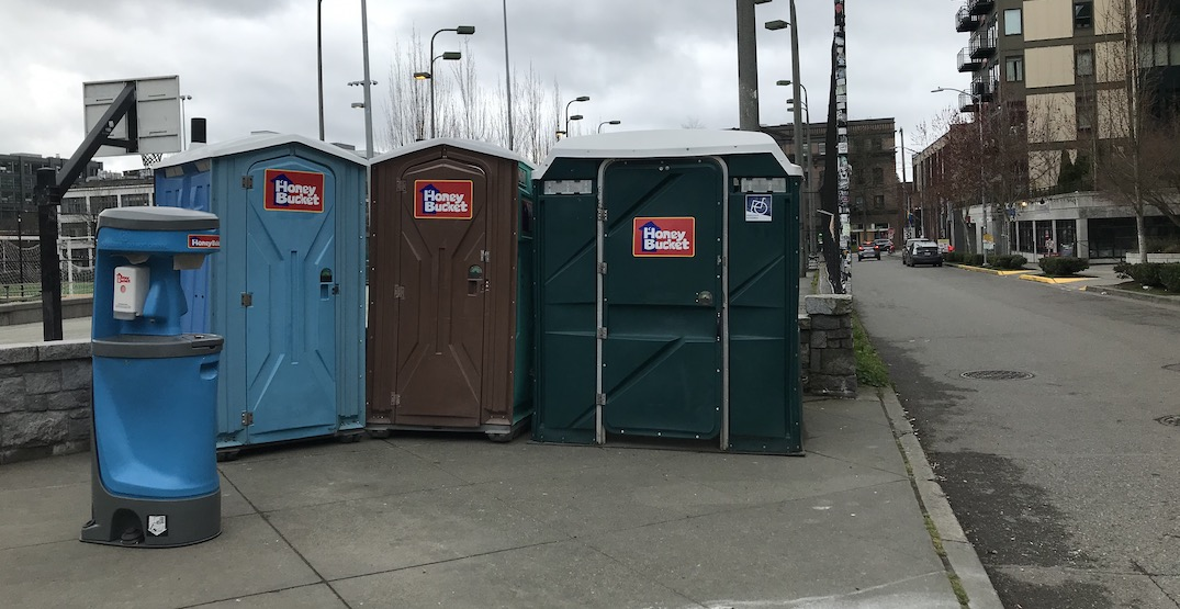 City of Seattle opens 6 new hygiene service spots for the homeless