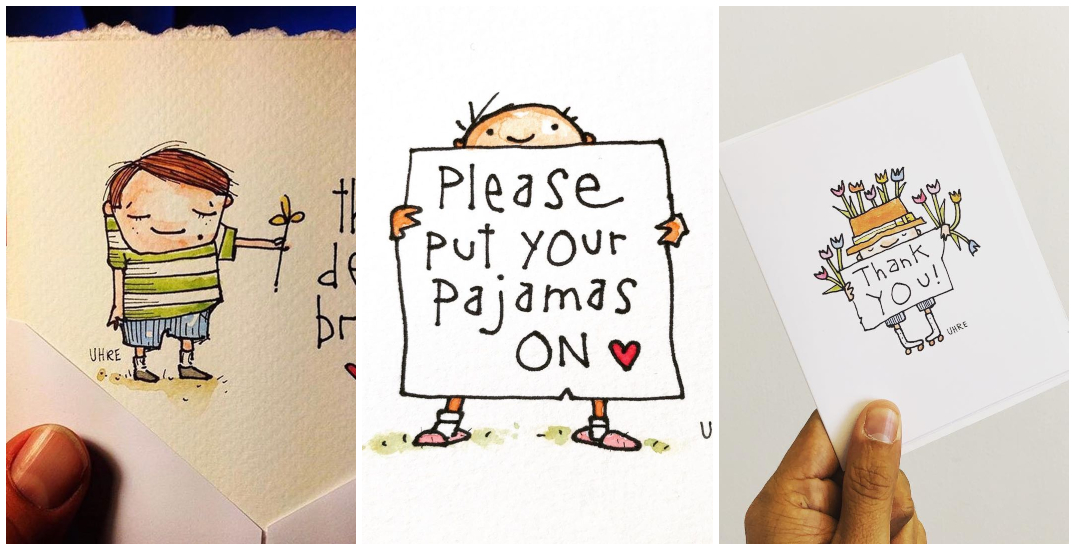Canadian company sending free personalized greeting cards to frontline workers