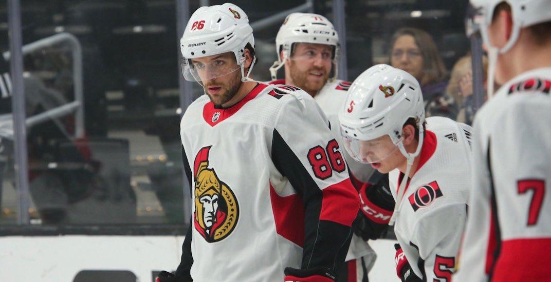 6 members of the Ottawa Senators have now tested positive for coronavirus