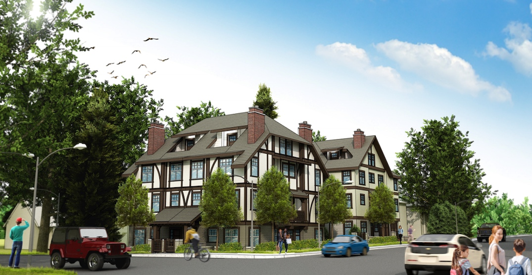 Faux-heritage rental homes proposed for South Vancouver
