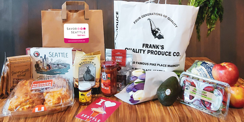 Get a curated box of Pike Place Market goodies delivered to your front door