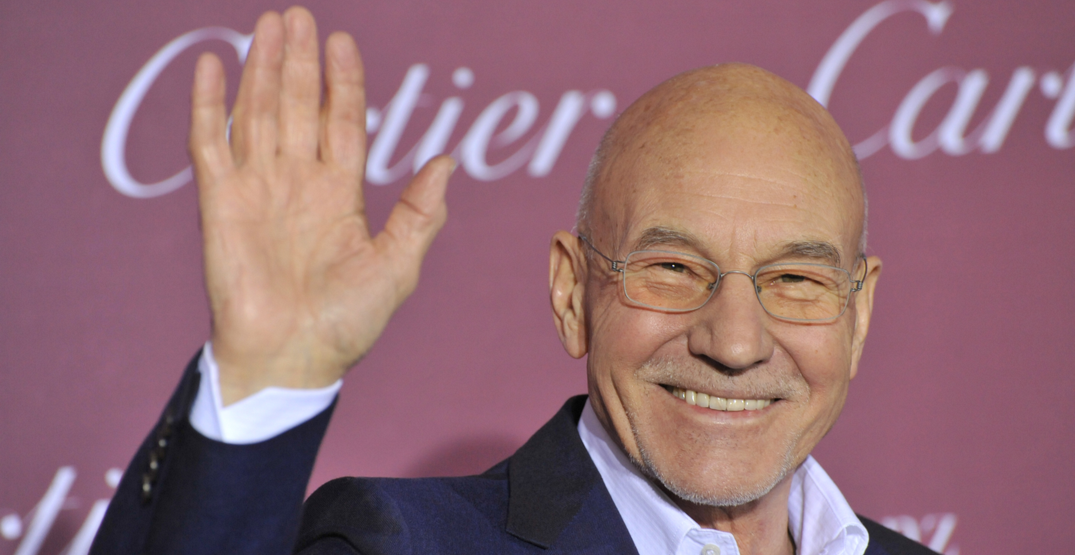 Patrick Stewart reading Shakespearean sonnets every day in quarantine (VIDEOS)