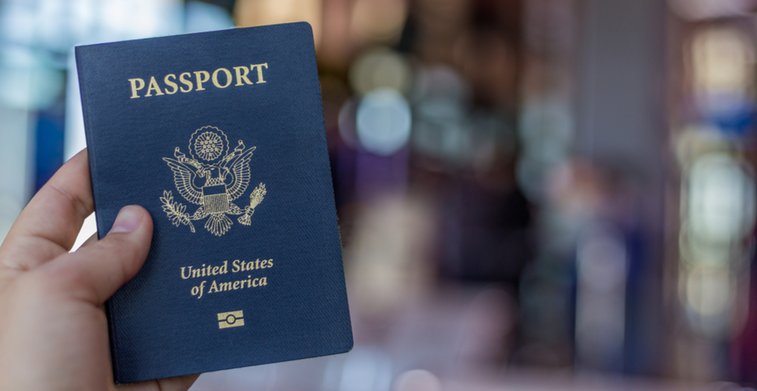 US only issuing passports to citizens for life-or-death emergencies