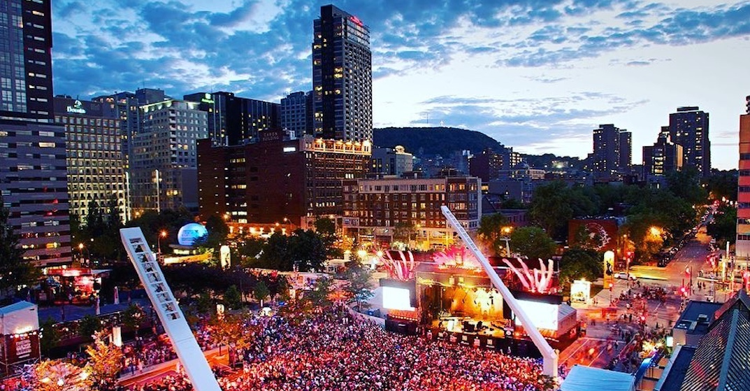 The 41st edition of Montreal's Jazz Fest has been cancelled