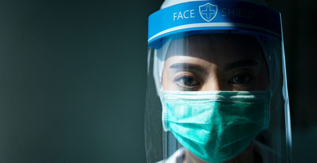 Clearly to donate tens of thousands of face shields to Vancouver hospitals