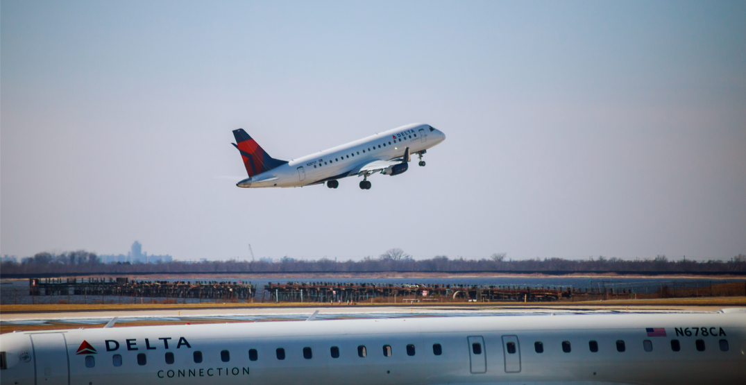 Delta Airlines extends rebooking period to 2 years