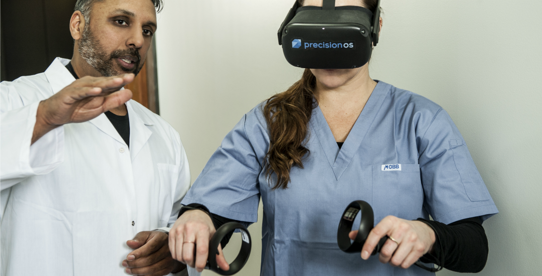 Canadian tech firm develops VR feature for remote surgeon training