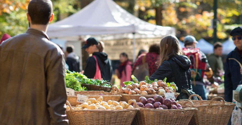 Portland Farmers Market is offering online ordering options