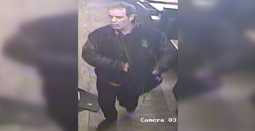 Man wanted after allegedly breaking into restaurant and stealing wine