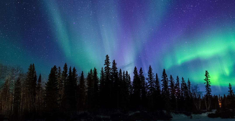 Witness the majestic Canadian northern lights via livestream (VIDEO)