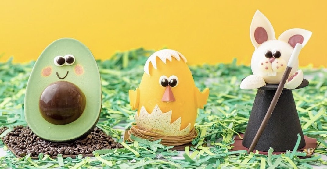 8 places to order Easter treats from in Vancouver this week