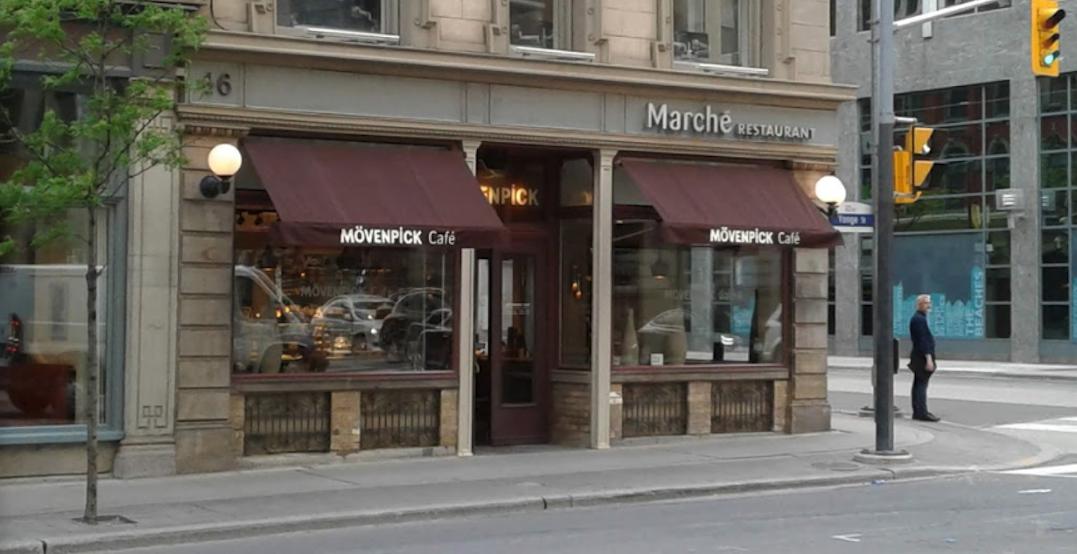 Marché International leaving Canada, closing Toronto eateries