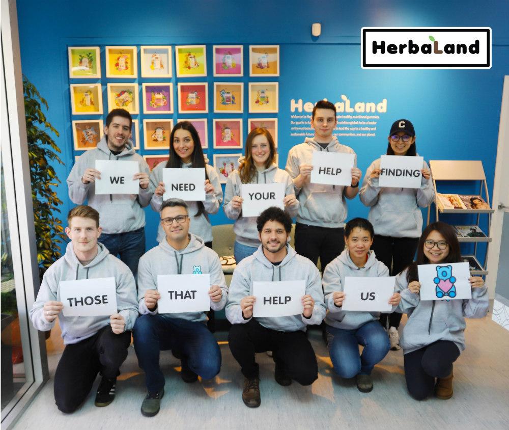 herbaland team community for immunity