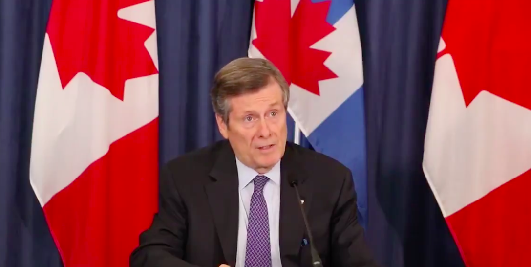 Mayor Tory declares Easter Bunny and Tooth Fairy essential workers