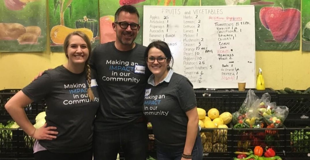 The Washington Food Fund is now accepting donations