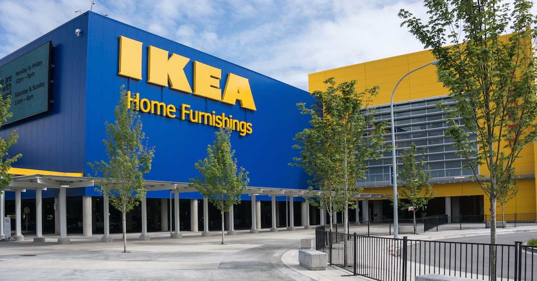 IKEA reopening locations in Coquitlam and Richmond today