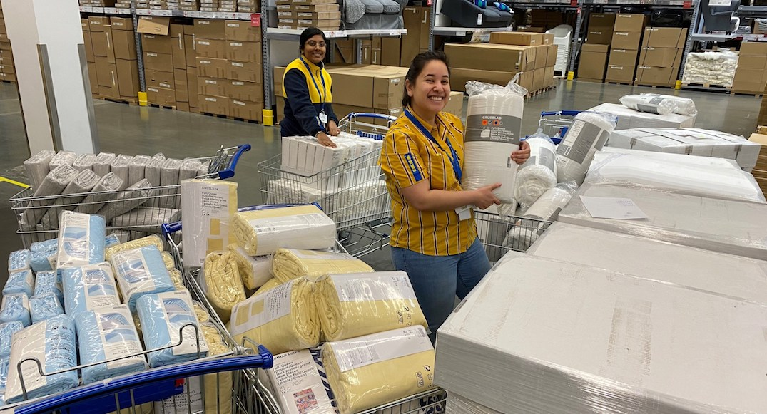 IKEA providing over $2M to support vulnerable communities impacted by the pandemic