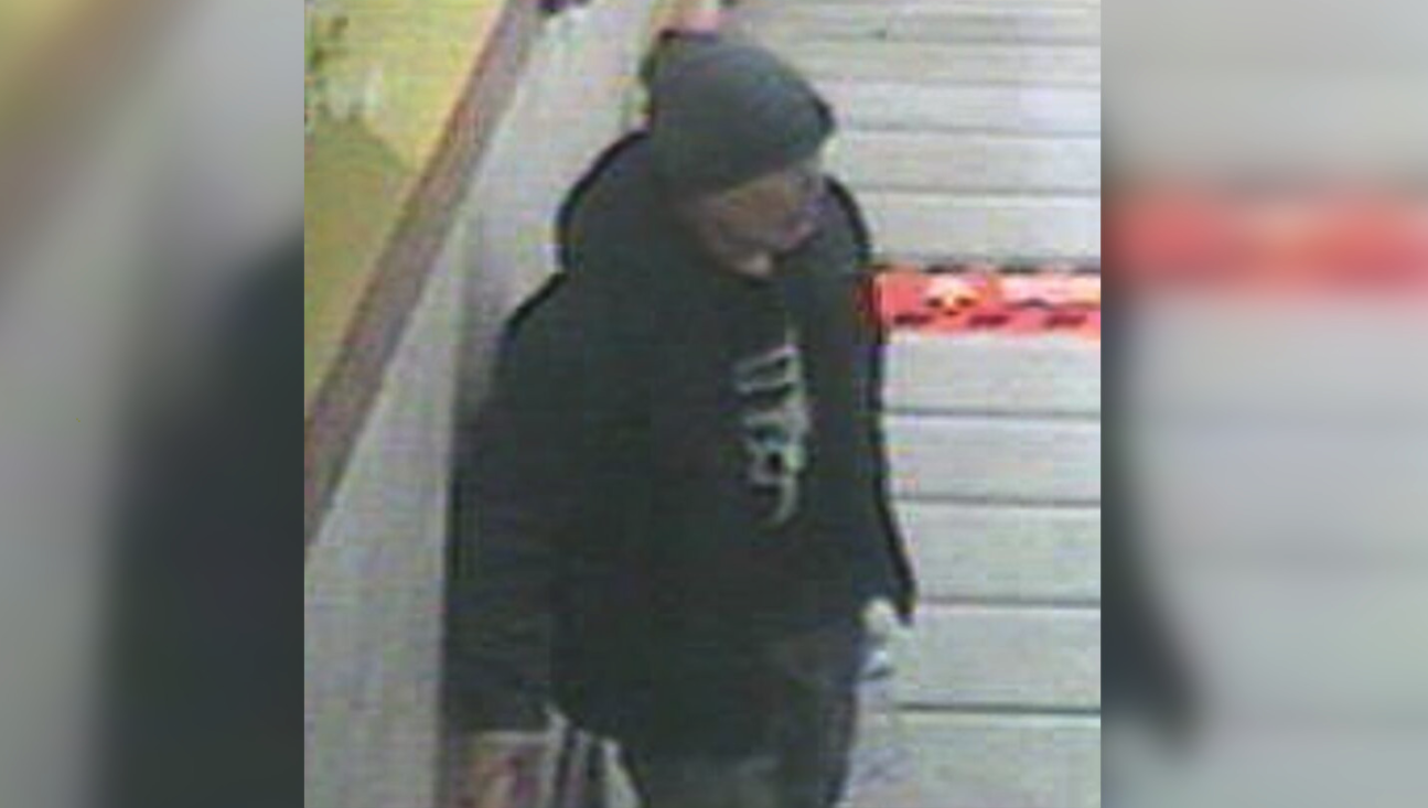"""Man wanted after """"potentially explosive"""" looking device allegedly placed at St. Michael's Hospital"""