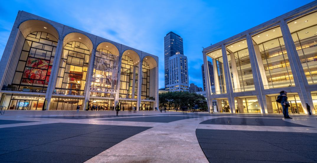 New York's Lincoln Center is offering free online concerts and classes