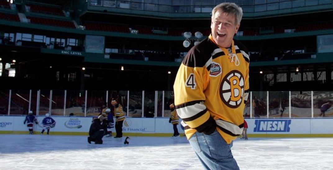 Bobby Orr pens letter of appreciation to hospital workers
