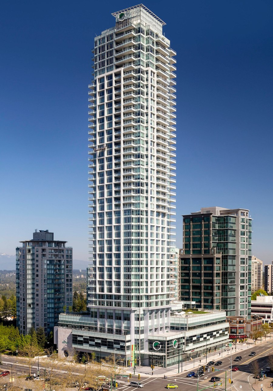 the sovereign burnaby bosa properties