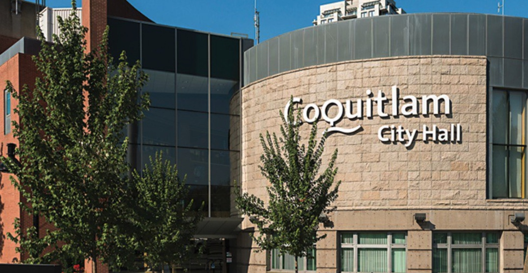 City of Coquitlam temporarily lays off 800 employees