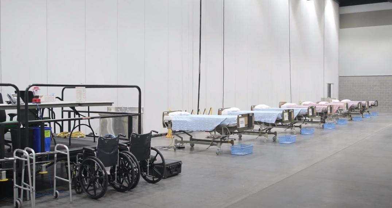 vancouver convention centre hospital