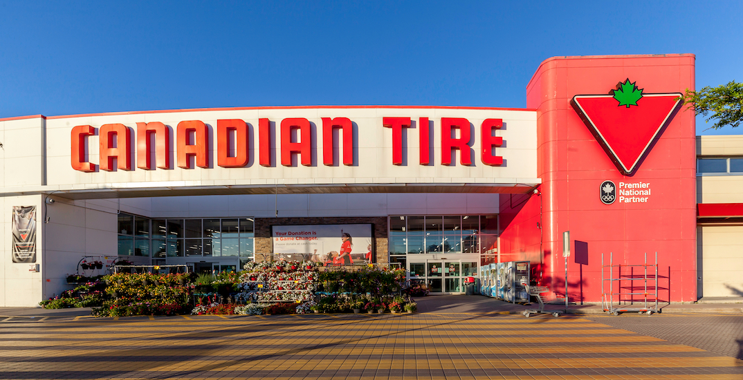 Canadian Tire launches $5 million coronavirus response fund