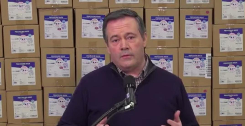 "Alberta sending ""surplus""  coronavirus medical supplies to other provinces"