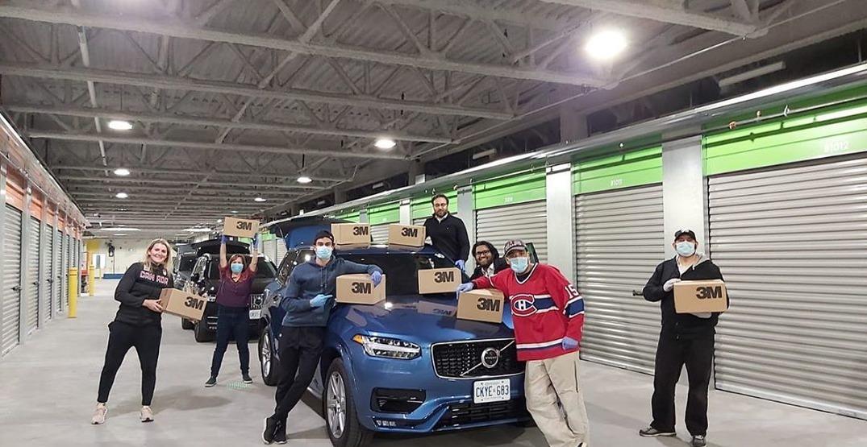 Hockey superstar Hayley Wickenheiser launches PPE drive for coronavirus