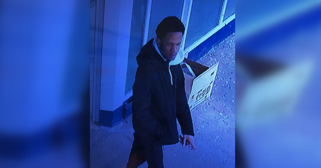 Man wanted after allegedly slashing customer in face and head at Scarborough retailer