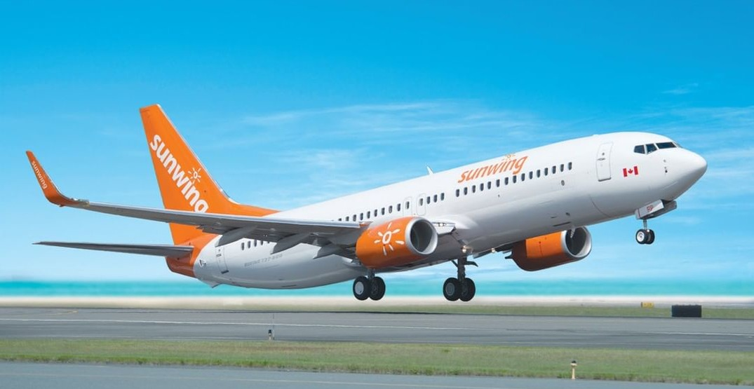 Sunwing is giving away 100 free vacations to Canada's frontline heroes